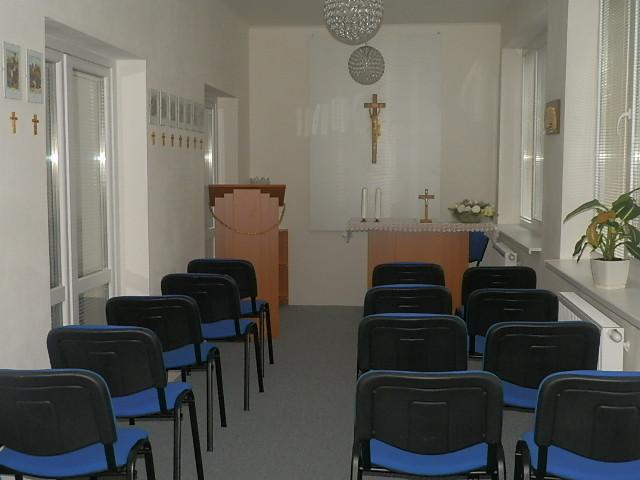Kaplnka Levice