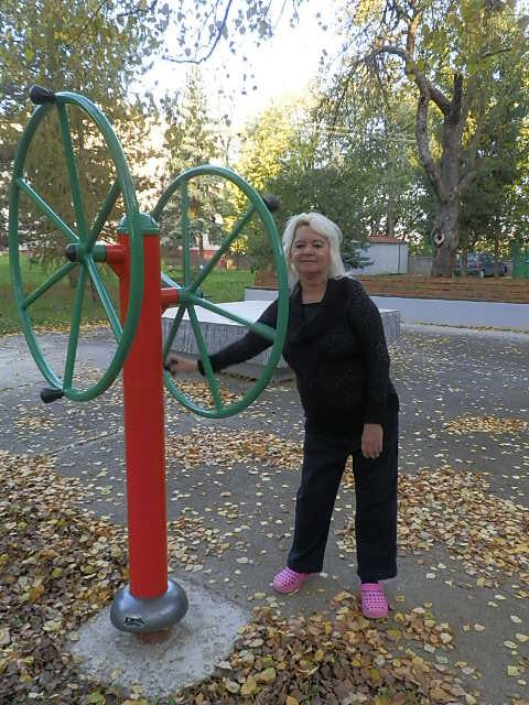 fit park Levice